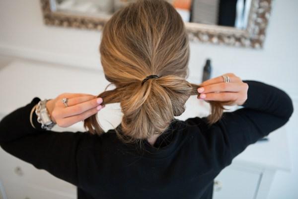 updo hairtutorial