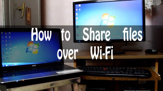 share-files-over-wifi