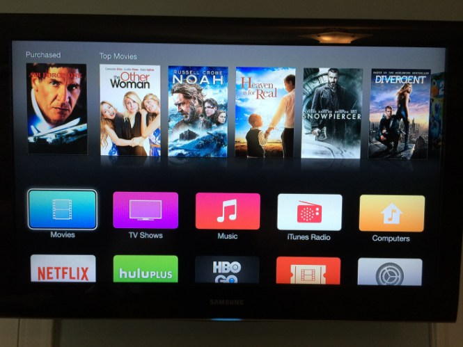 Apple TV new beta brings fresh look with iOS icons