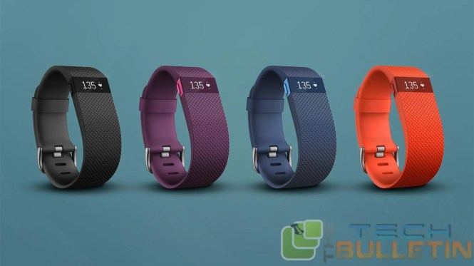 Fitbit charge SR launched at CES 2015