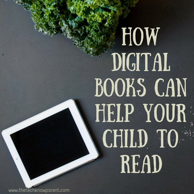 How digital books can help your child read