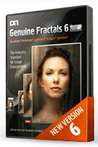 onOne Genuine Fractals 6