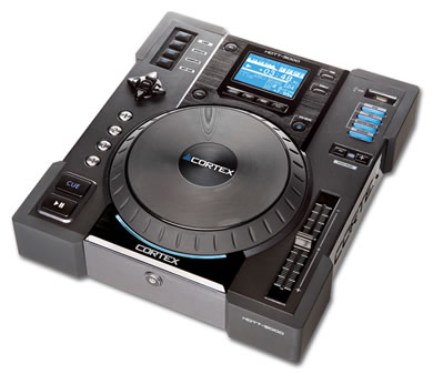Cortex HDTT-5000 at the BPM DJ show reviewed by MC Rebbe The Rapping Rabbi in The Technofile