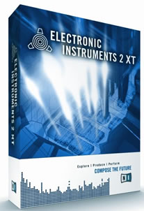 Native Instruments Electronic Instruments 2XT reviewed in The Technofile by MC Rebbe The Rapping Rabbi