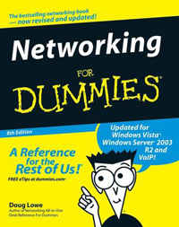 Networking For Dummies 8th Edition reviewed in The Technofile by MC Rebbe