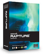 Cakewalk Rapture reviewed in the Technofile by MC Rebbe The Rapping Rabbi