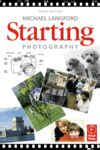 Starting Photography by Michael Langford on Focal Press as reviewed in The Technofile by rapper comedian DJ producer & journalist MC Rebbe
