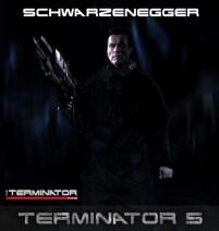 Terminator 5 Costume Concept