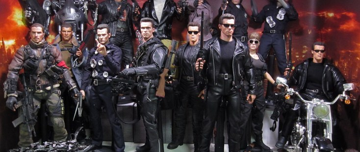 Terminator Collectibles