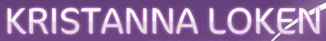 official kristanna loken website