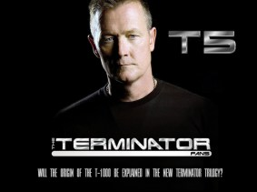 Robert Patrick Terminator 5