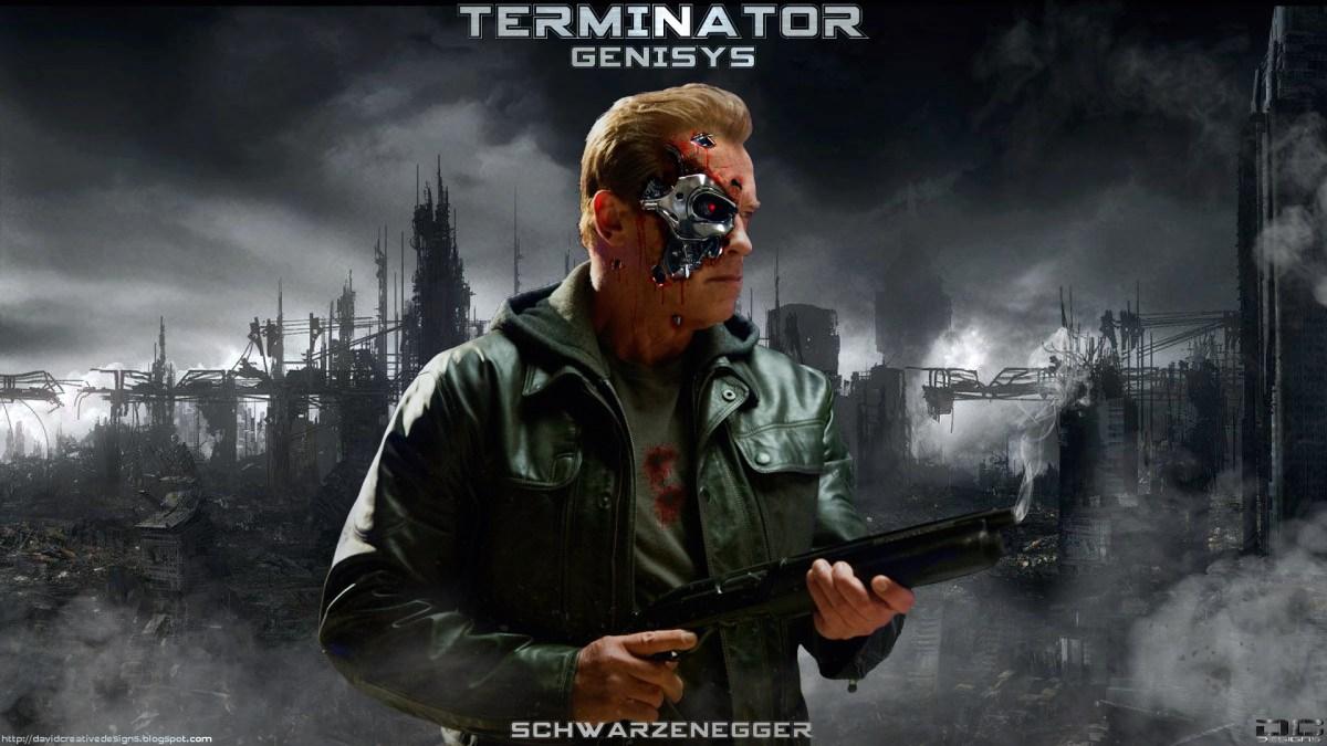 Terminator: Genisys (2015) Fan Art