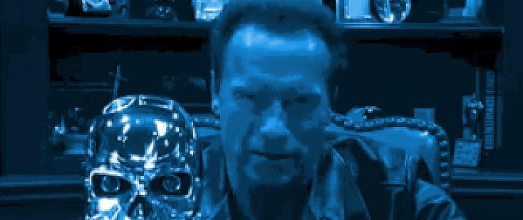 Terminator Genisys Trailer Intro