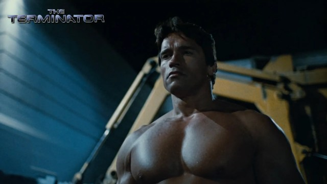 The Terminator 1984 Arrival