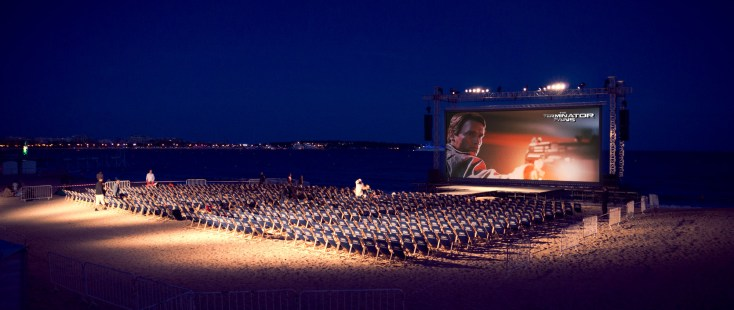 Cannes Film Festival The Terminator