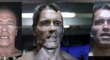 Arnold Schwarzenegger Terminator Genisys Lip Synch