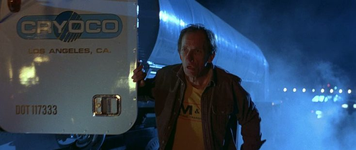 Cryoco Truck Driver