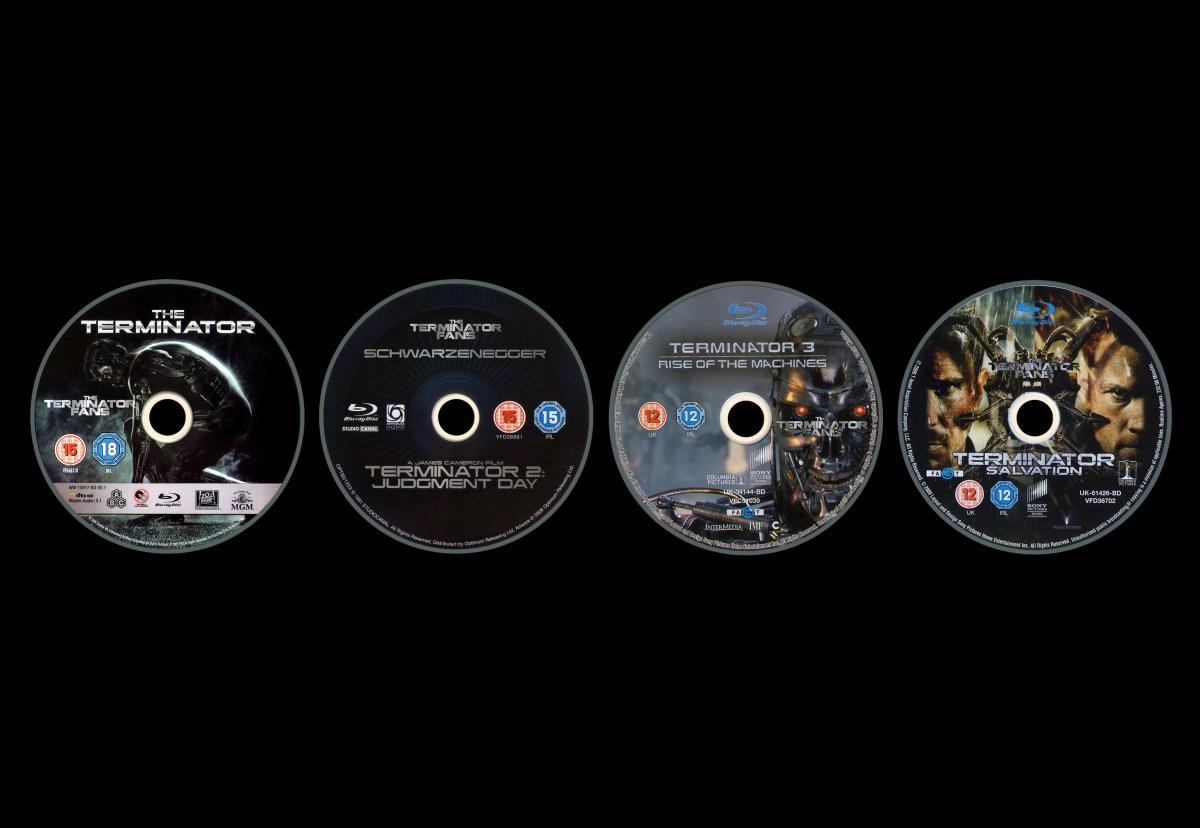 Terminator Quadrilogy Blu-Ray Box Set Review