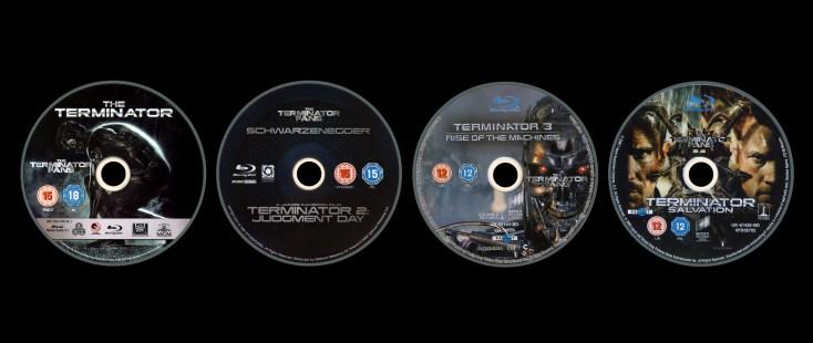Terminator Quadrilogy Review