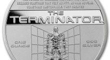 Endoskeleton T-800 The Terminator Coin Collectible