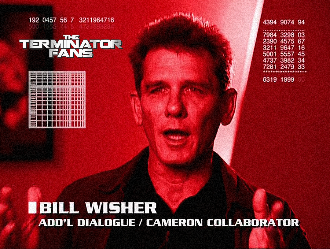 Happy Birthday to William Wisher The Co-Writer of The Terminator and T2