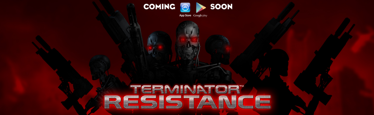 Terminator: Resistance by Mogol Games