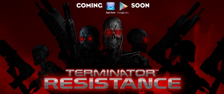 Terminator Resistance Mogol Games