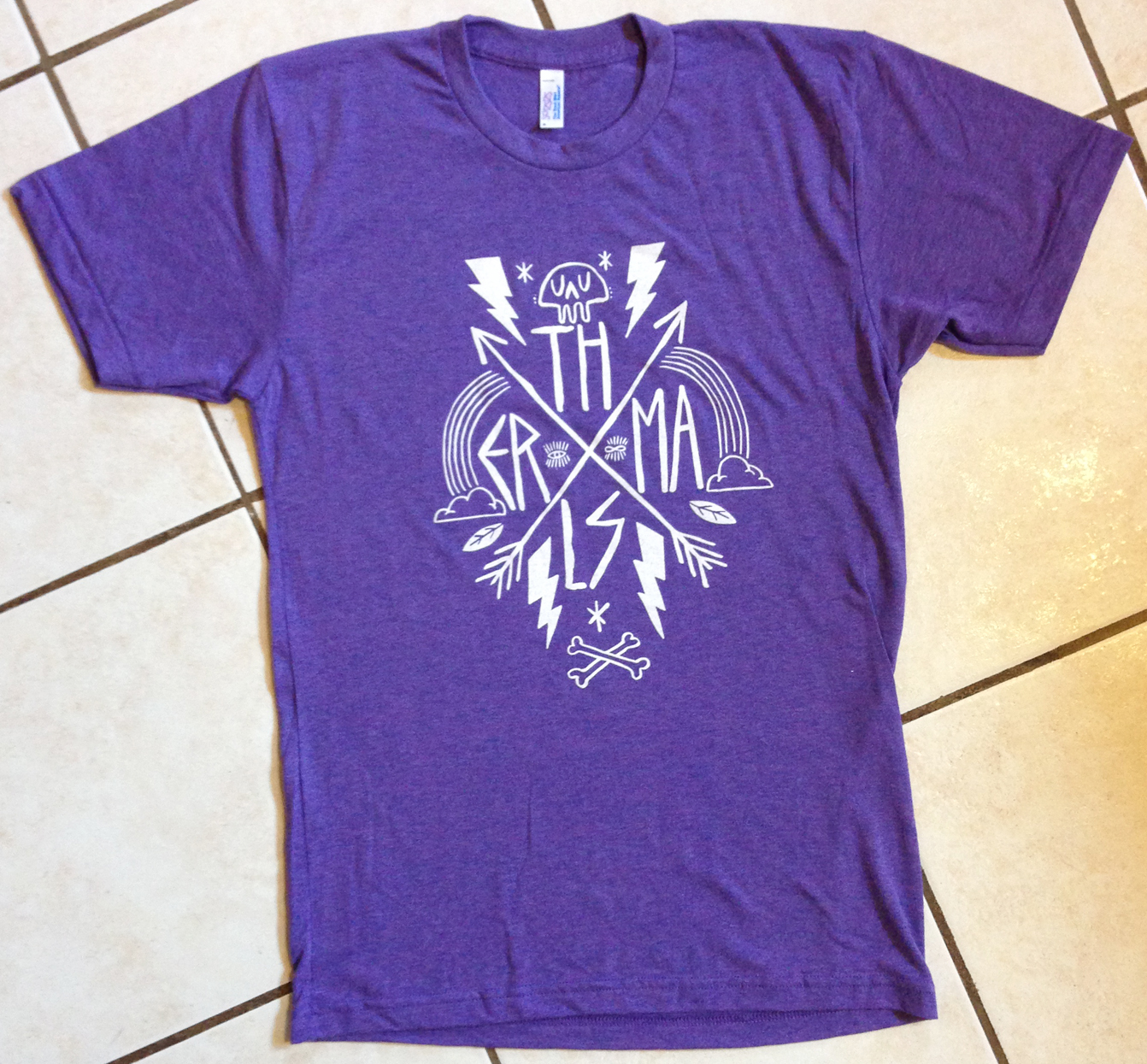 PDX TEE ORCHID