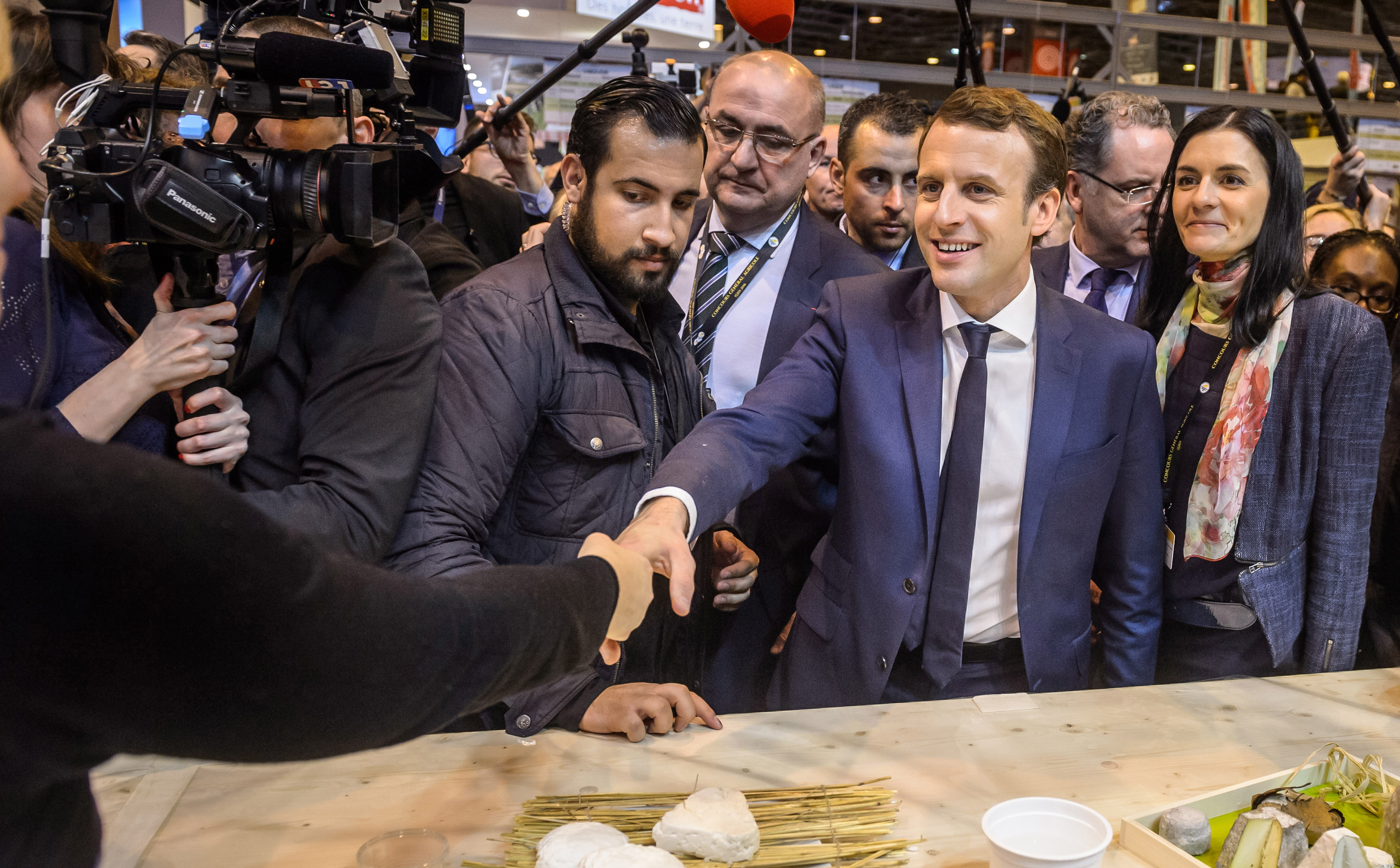 Emmanuel Macron under pressure to sack aide Alexandre Benalla for     Alexandre Benalla was in charge of security on President Macron s outings  in France but has now