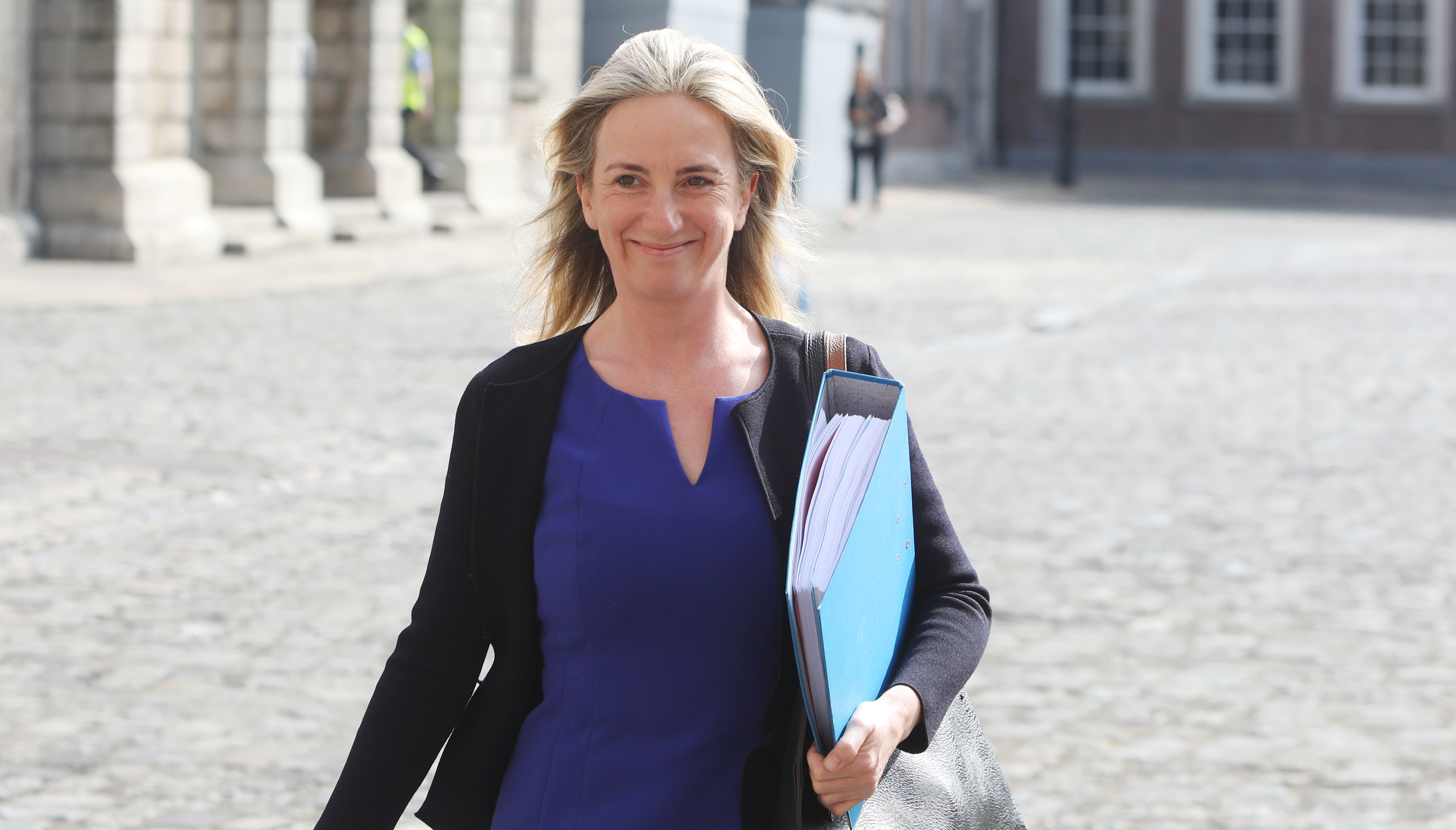 Make me president to end corruption, says journalist Gemma O'Doherty   Ireland   The Times