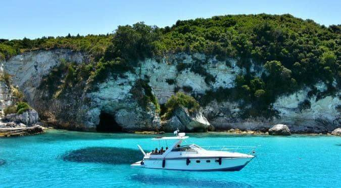 Paxos and Antipaxos: Cruising the Ioninan with Children