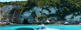 Paxos and Antipaxos Cruising the Ionian with Children