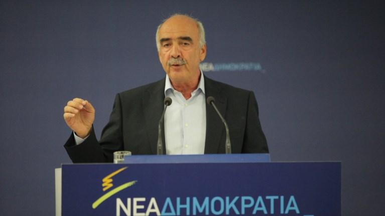 Μεϊμαράκης: Συγκρίνετε όσα έλεγε με όσα έκανε ο Τσίπρας