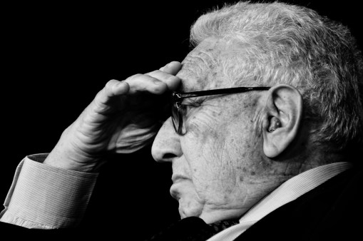 "Henry Kissinger, hero of the ""realists."" Photo: darthdowney/Flickr"