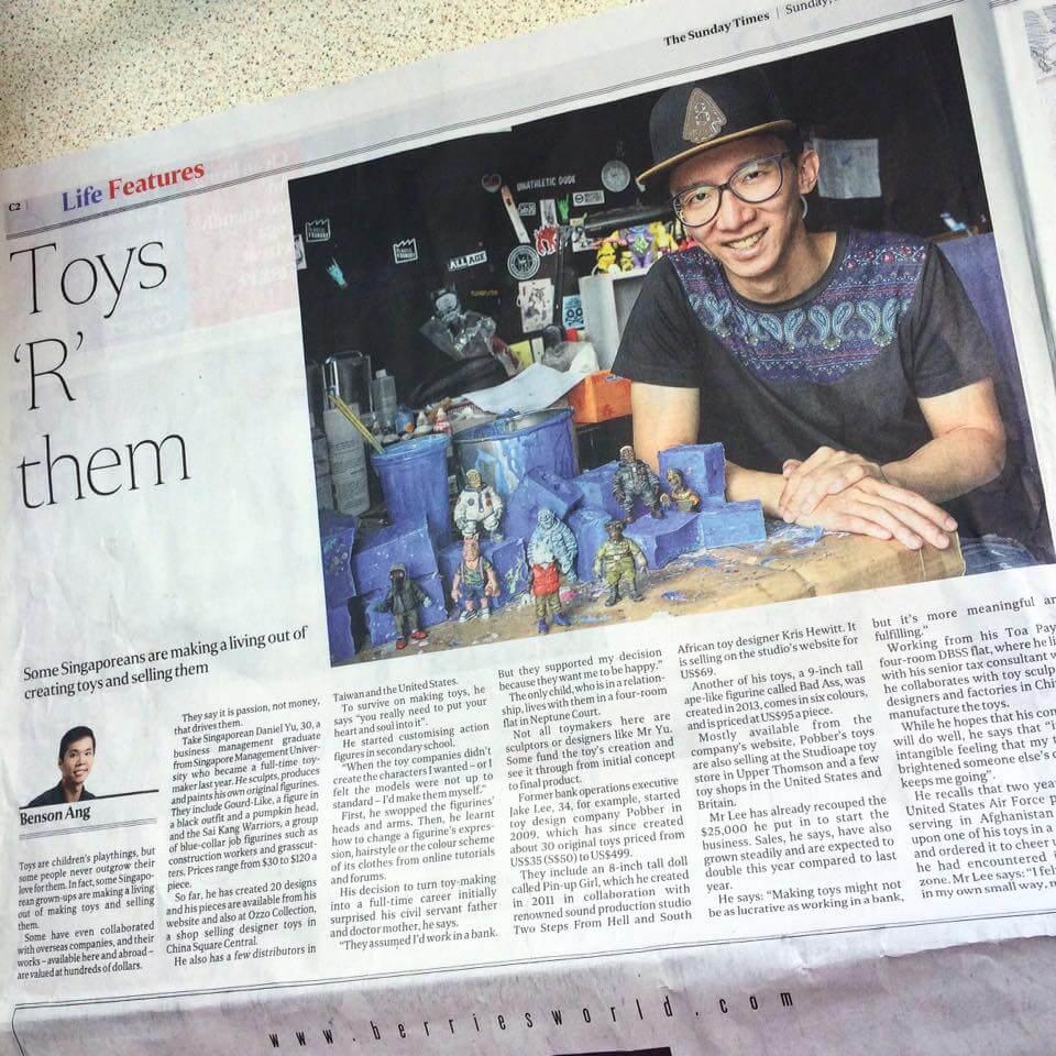 Daniel Yu December mega releases interview