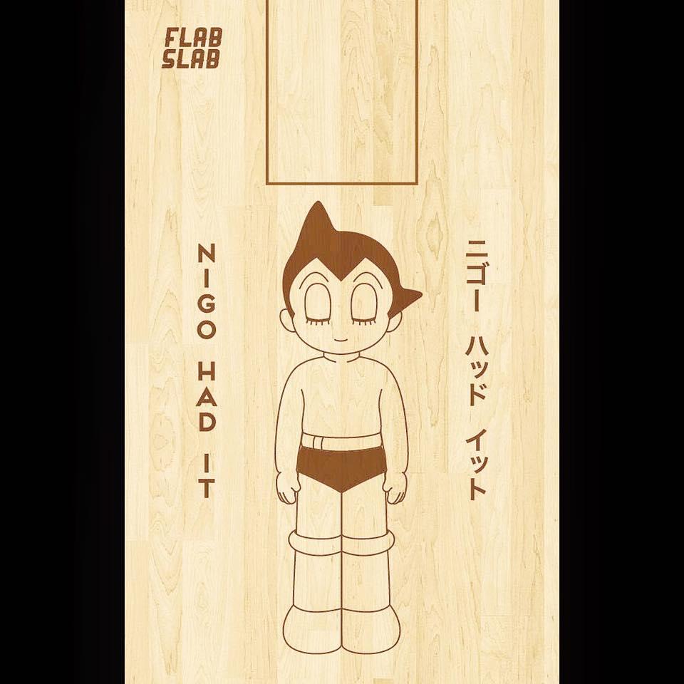 Flash drive Mono edition of Nigo Had It By FLABSLAB 2