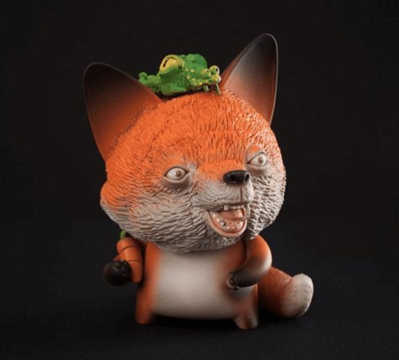 mr mitote custom Fonzo 2016 FOXY
