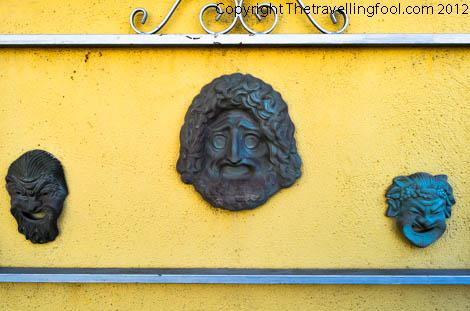 Thessaloniki-Greece-Art-Wall art-Faces