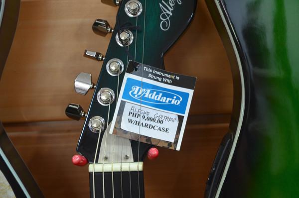 Alegre Guitar Prices