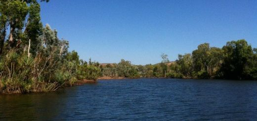 Backpacking Northern Territory