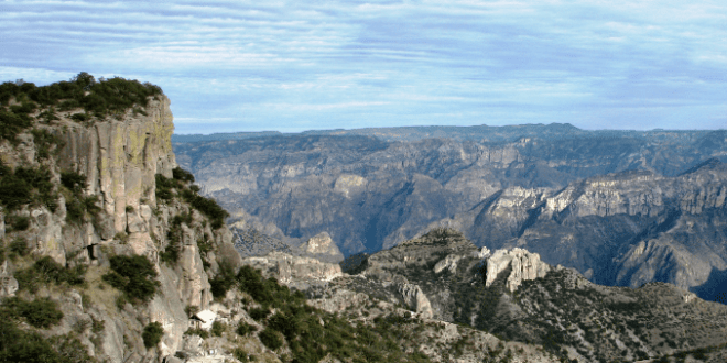 NEW! Copper Canyon Railway Self-Guided Tour