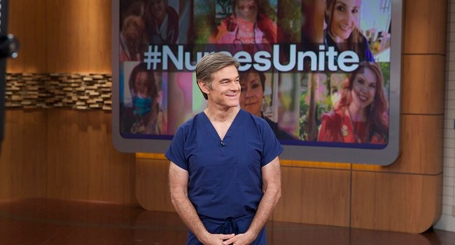 EXCLUSIVE Interview! Dr. Oz: my guilty pleasure is….