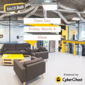 tech hub open day