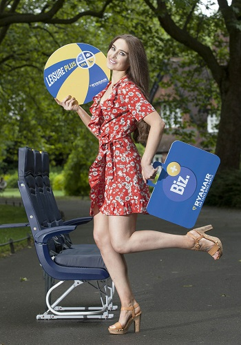 RYANAIR LAUNCHES NEW LEISURE PLUS FARE & IMPROVED BUSINESS PLUS OFFERING