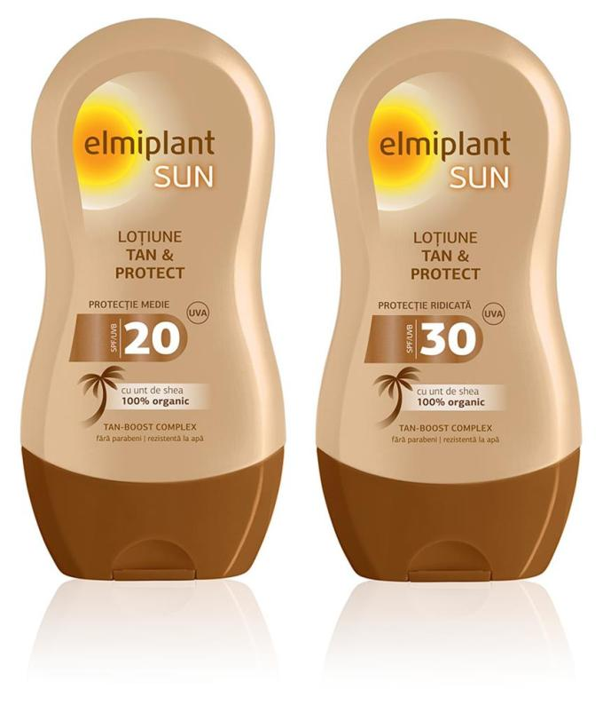 elmiplant Tan & Protect