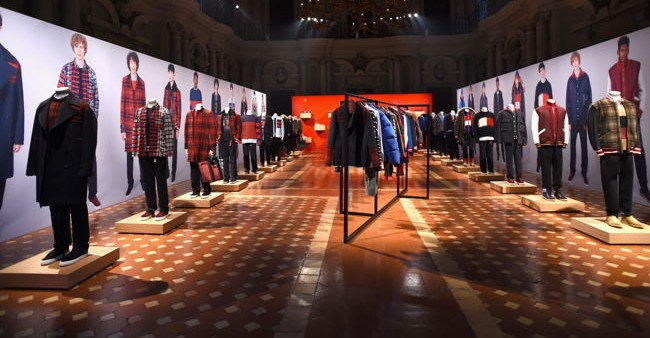 Fall 17 Hilfiger edition collecetion presentation