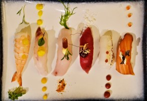 Japanese Molecular Cuisine-Zen Sushi (15)