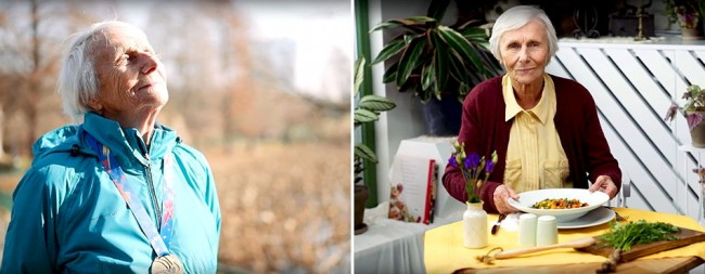 Campioană la 90 de ani: povestea Elenei Pagu, în cel mai nou proiect Kinecto Isobar pentru Bonduelle