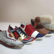 "Pantofii unisex, inspirați de tema ""Generația mash-up"" – piesele de rezistență de la SIMAC Milano"
