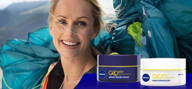 Beauty Trends: NIVEA continuă lupta anti-rid și duce povestea coenzimei Q10 mai departe